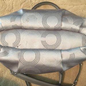 Coach Bags - Coach Madison handbag - C design fabric